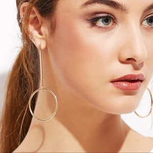 (COMING SOON) Gold Color  Earrings